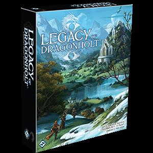 Legacy of Dragonholt -  Fantasy Flight Games