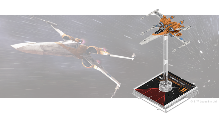 Star Wars X-Wing Expansiones Heralds of Hope Squadron Pack novedades GEN CON 2020. Fantasy Flight Games in flight 2020