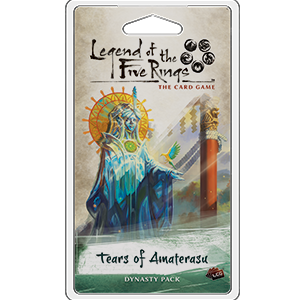 Tears Of Amaterasu Expansion Pack: L5R LCG -  Fantasy Flight Games