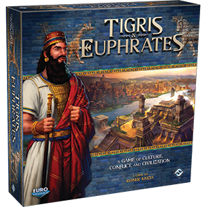 Tigris and Euphrates -  WindRider Games