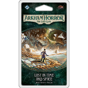Lost in Time and Space Mythos Pack: Arkham Horror LCG -  Fantasy Flight Games