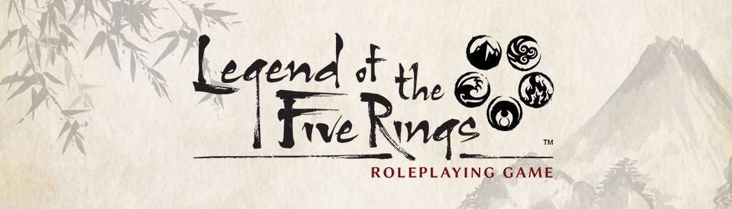 Legend of the Five Rings Roleplaying Game