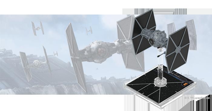 Star Wars X-Wing Expansiones TIE/rb novedades GEN CON 2020. Fantasy Flight Games in flight 2020
