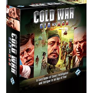 Cold War: CIA vs KGB™