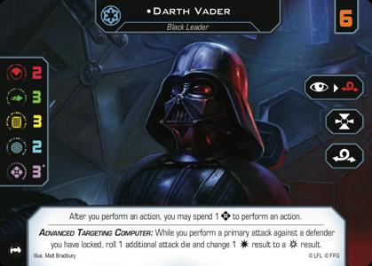 Image result for x-wing Vader 2.0
