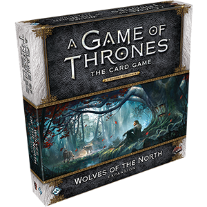 Wolves of the North Chapter Pack: AGOT LCG -  Fantasy Flight Games