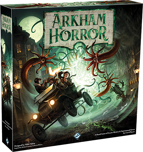 Arkham Horror Third Edition - Fantasy Flight Games