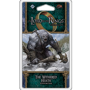 The Withered Heath Adventure Pack: Lord of the Rings LCG -  Fantasy Flight Games