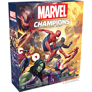 Marvel Champions: The Card Game -  Fantasy Flight Games