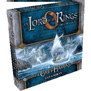 The Grey Havens Expansion: LOTR LCG -  Fantasy Flight Games