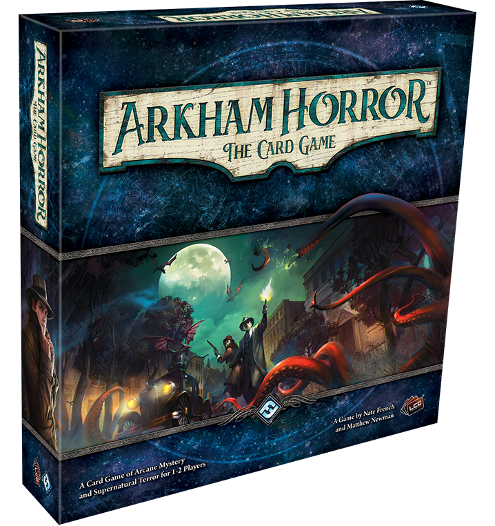 Arkham Horror The Card Game -  Fantasy Flight Games