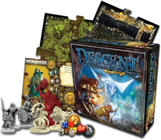Descent Journey In The Dark Second Edition Rules And Regulations