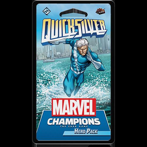 Quicksilver Marvel Champions Hero Pack -  Fantasy Flight Games