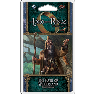 The Fate of Wilderland: Lord of the Rings LCG -  Fantasy Flight Games
