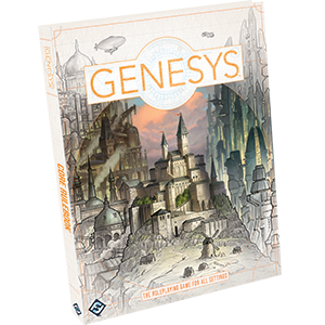 Genesys: A Narrative Dice System Core Rulebook (T.O.S.) -  Fantasy Flight Games