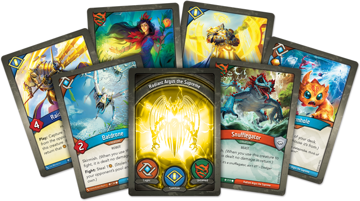 Image result for keyforge call of the archons