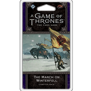 The March on Winterfell: Game of Thrones -  Fantasy Flight Games
