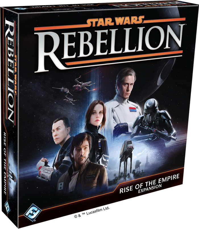 Star Wars Rebellion: Rise of the Empire Missions Preview