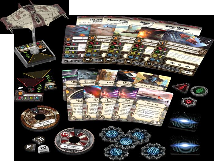 Annunciata la Wave 11 dei Pack di Espansione per X-Wing ...