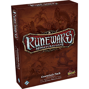 Runewars Essentials Pack: Runewars Miniatures Game -  Fantasy Flight Games