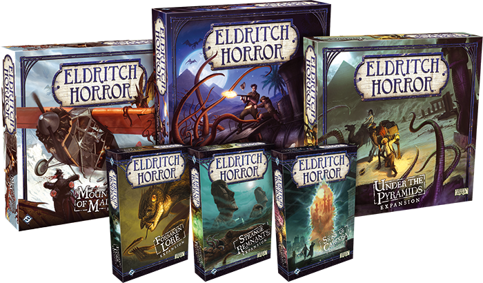 Image result for eldritch horror png game