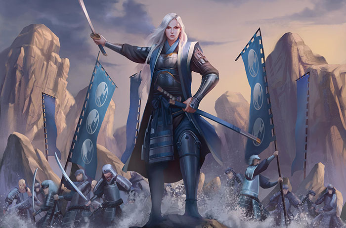 Legend Of The Five Rings E