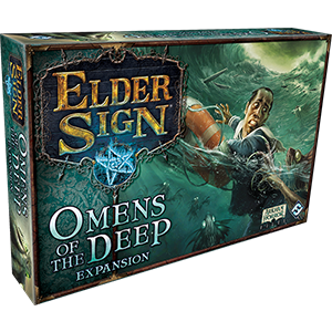 Omens of the Deep: Elder Sign -  Fantasy Flight Games