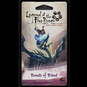 Bonds of Blood Dynasty Pack: L5R LCG -  Fantasy Flight Games