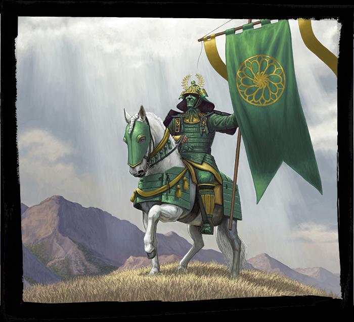 l5c emerald champion EnGarde - Vaidmenų Žaidimai