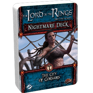 The City of Corsairs Nightmare Deck -  Fantasy Flight Games