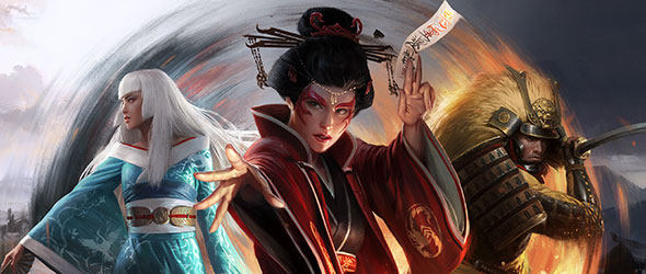 Legend of the Five Rings: The Card Game - Fantasy Flight Games
