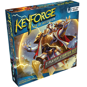 Age of Ascension 2 Player Starter Set: KeyForge -  Fantasy Flight Games