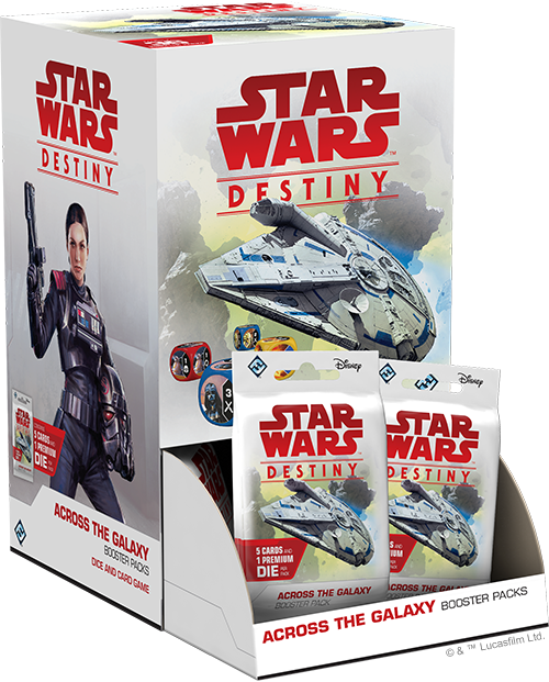 Star Wars: Destiny - Across the Galaxy