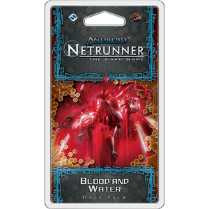 Blood and Water Data Pack: Netrunner LCG -  Fantasy Flight Games
