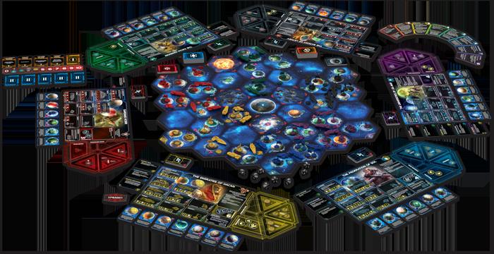 Twilight Imperium Fourth Edition - *PRE ORDER*