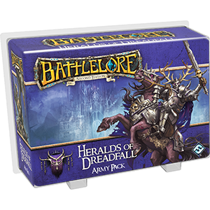 Heralds of Dreadfall Army Pack: BattleLore 2nd Edition (T.O.S.) -  Fantasy Flight Games