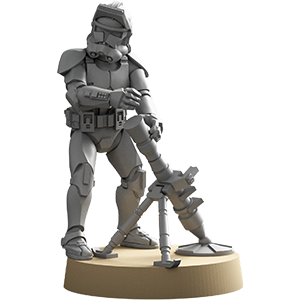Phase II Clone Troopers Unit Expansion - Fantasy Flight Games