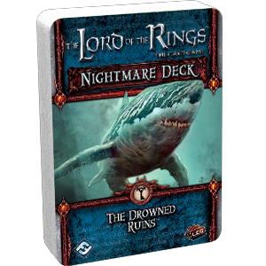 The Drowned Ruins Nightmare Deck - Fantasy Flight Games