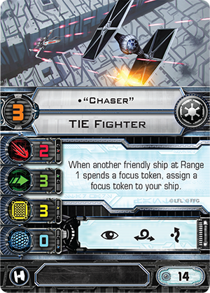 [Epic] IMPERIAL ASSAULT CARRIER - NEWS !!! ONLY !!! Chaser