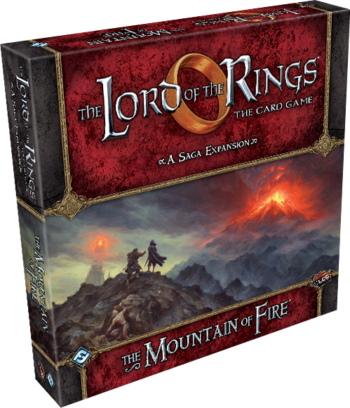 Lord of the Rings: The Mountain of Fire