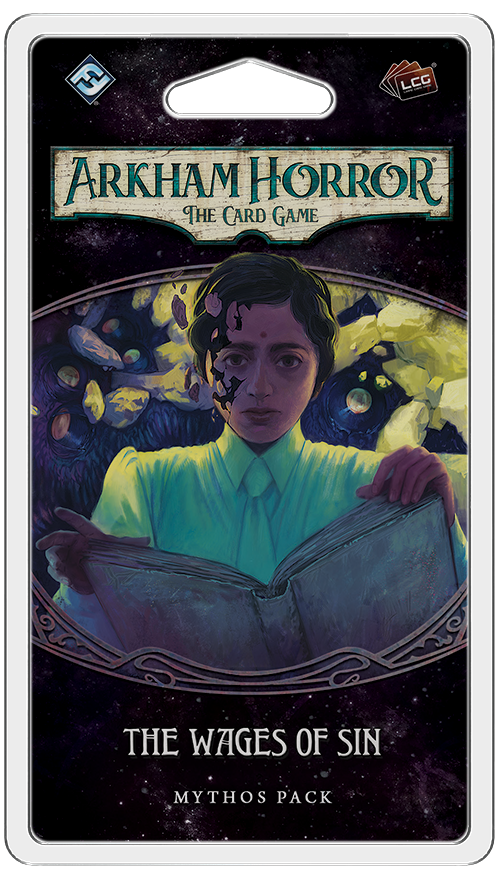 Arkham Horror: The Card Game- The Wages of Sin