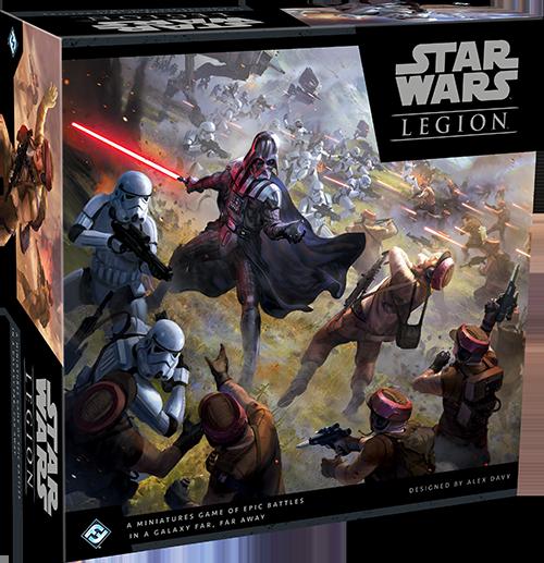 Star Wars: Legion - Command Cards