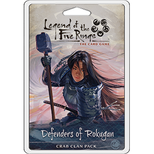 Defenders of Rokugan Clan Pack: L5R LCG (T.O.S.) -  Fantasy Flight Games