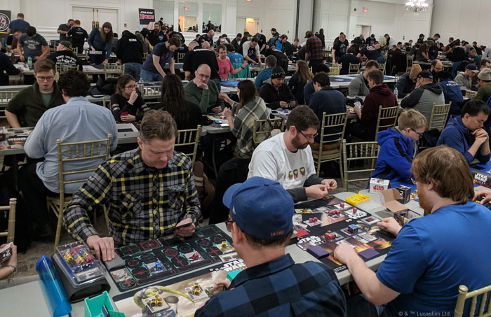 The Conflicts in Toronto - Fantasy Flight Games