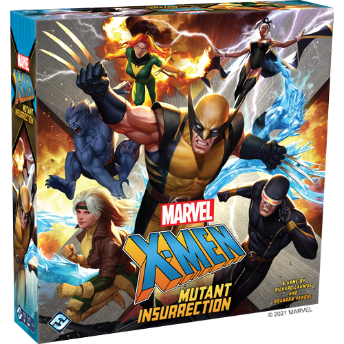 X-Men Mutant Insurrection -  Fantasy Flight Games
