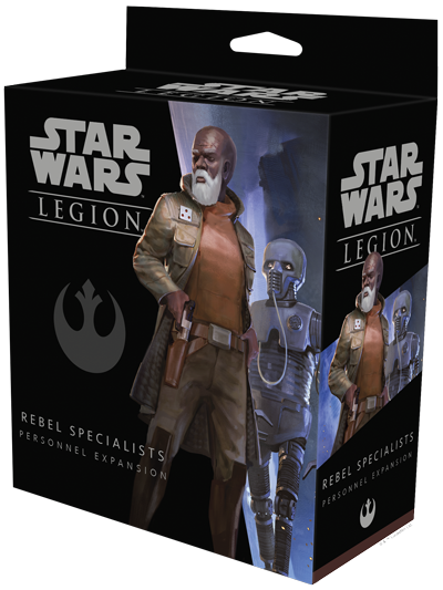 Star Wars Legion - Specialists Expansions