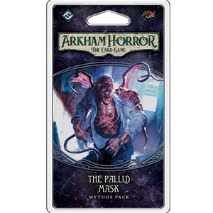 The Pallid Mask: Arkham Horror LCG -  Fantasy Flight Games