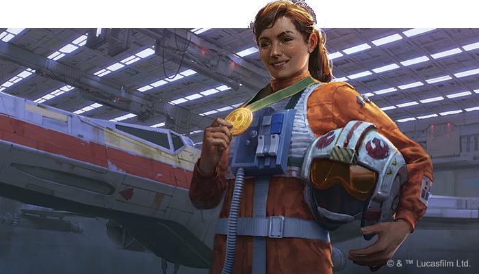 A Duel in the Stars - Fantasy Flight Games