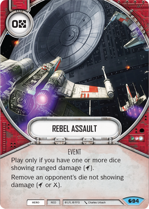 x2 Undying Loyalty 67 Common Star Wars Destiny Spirit of Rebellion M//NM