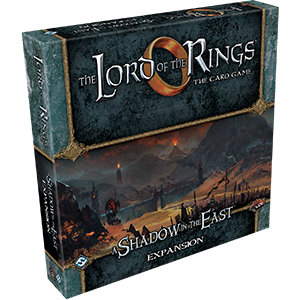 A Shadow in the East: LOTR LCG -  Fantasy Flight Games